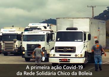 [VÍDEO] Rede Solidária Chico da Boleia | Depoimento Jorge Beira – Química Ypê