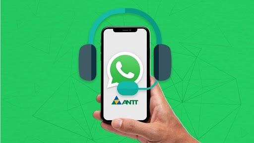 WhatsApp é o novo canal de comunicação da ANTT