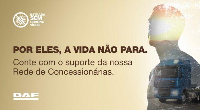 De webshop a agendamento de revisão por whatsapp: confira os serviços da DAF Caminhões