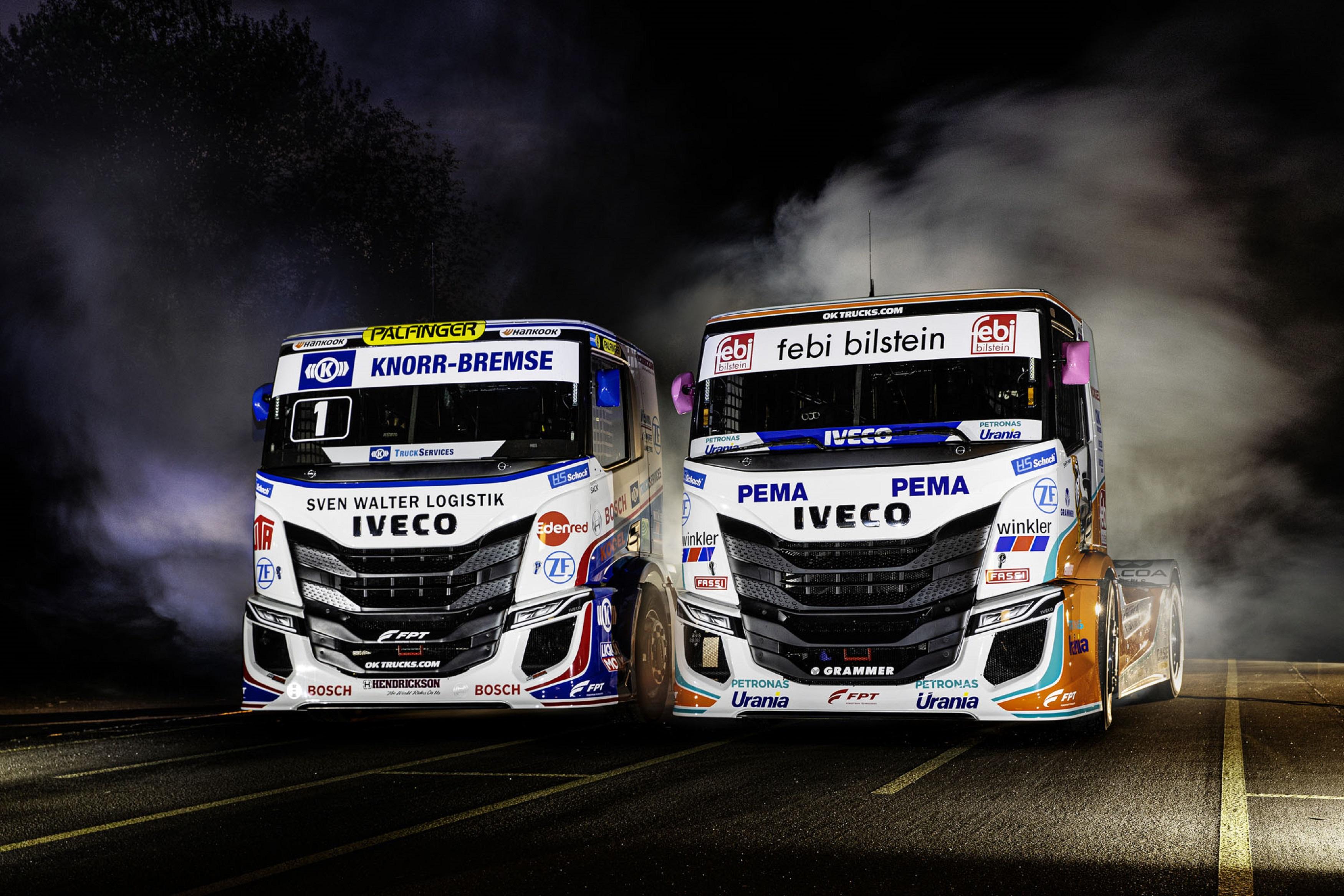 IVECO S-WAY R pronto para acelerar nas pistas da Europa