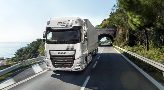 DAF XF105 ganha série Unity Edition na Europa