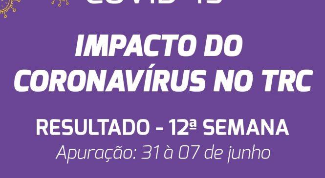 Demanda por transporte rodoviário de cargas no Brasil tem melhor nível em 2 meses
