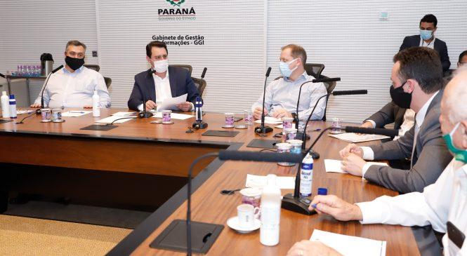 Parceria com empresas de transporte agiliza exames no Paraná