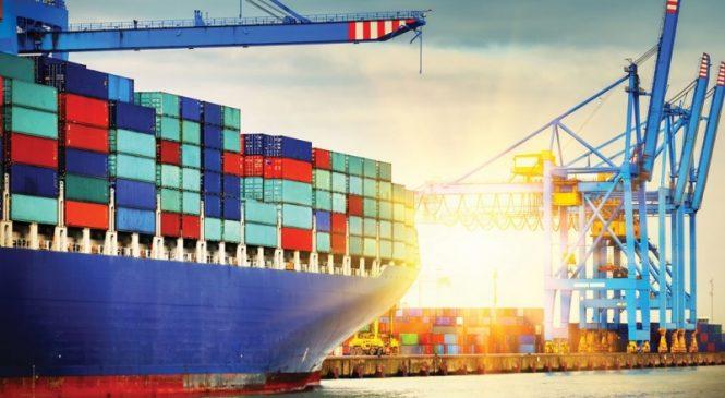 Transporte entre portos teve alta de 11,3% este ano