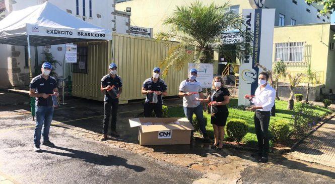 Programa de ações sociais da IVECO em Minas Gerais tem como foco o enfrentamento à COVID-19