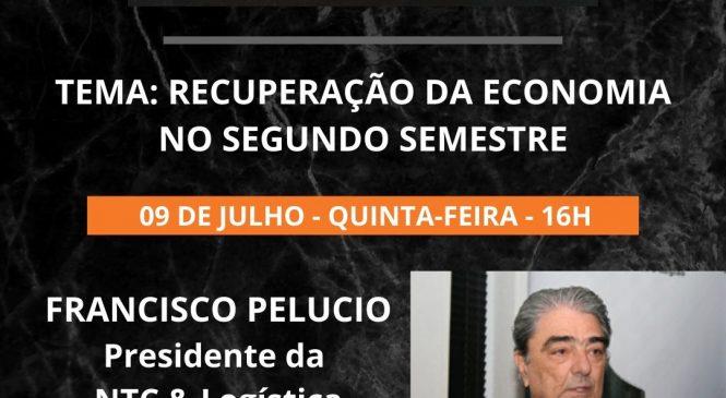 Live do Chico da Boleia recebe Francisco Pelucio, presidente da NTC & Logística