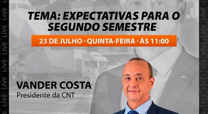 Lives Chico da Boleia debatem estratégias para o setor no segundo semestre