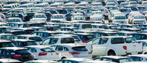 Produção de autoveículos cai pela metade no primeiro semestre. Anfavea projeta queda de 45% no ano e uma lenta retomada até 2025
