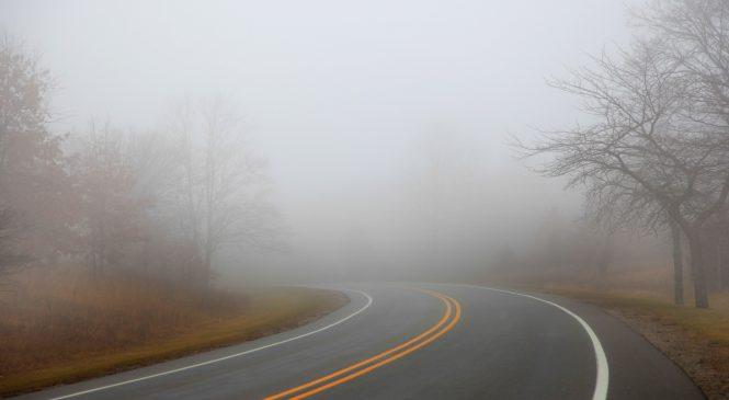 ARTESP alerta sobre baixa visibilidade causada por neblina