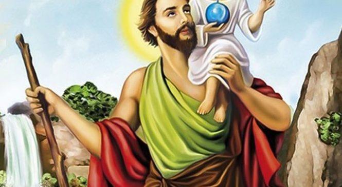 Conheça a história de São Cristóvão, padroeiro dos motoristas