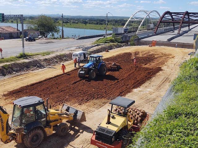 DNIT retoma obras importantes no estado de Sergipe