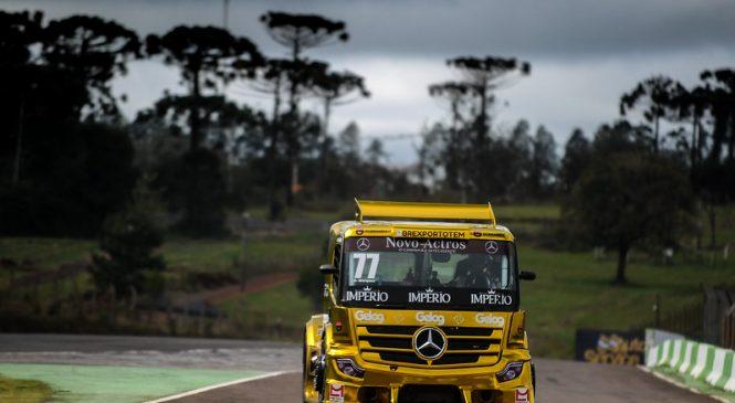 Novas etapas da Copa Truck 2020 acontecem neste fim de semana