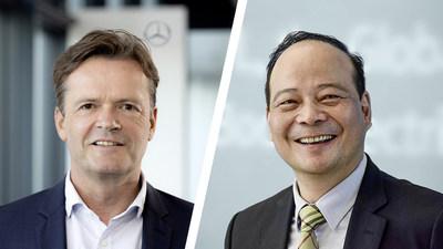 A Mercedes-Benz e a CATL, como principal fornecedora, se unem para liderar a tecnologia de baterias do futuro