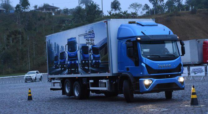 Gincana do caminhoneiro realiza etapa em Sergipe pela primeira vez