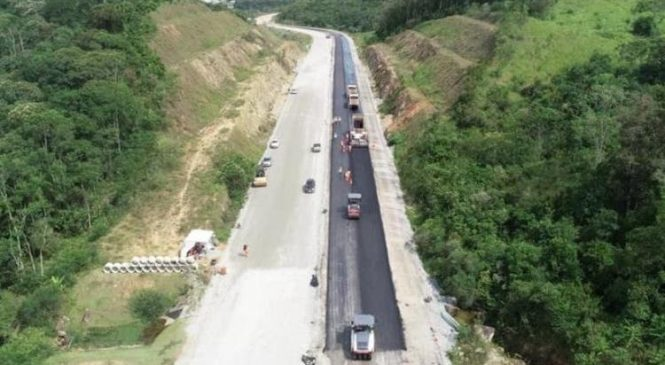 ANTT autoriza reajuste de pedágio na BR-101 em Santa Catarina