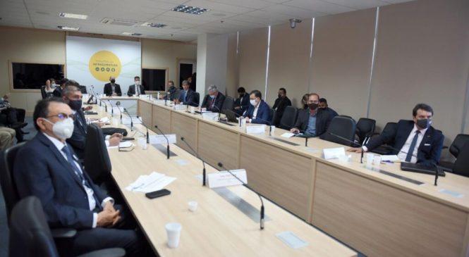 MInfra discute o futuro do transporte rodoviário de cargas no Brasil