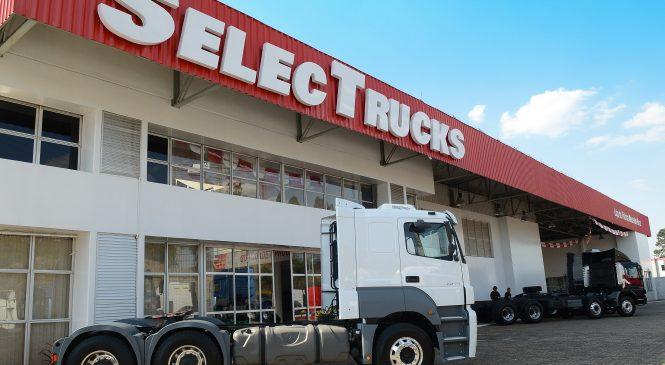 Loja de seminovos da Mercedes-Benz aumenta em 25% as vendas no Brasil
