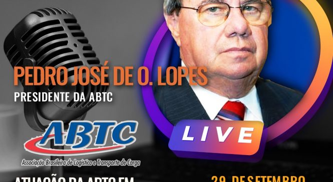 Chico da Boleia entrevista presidente da ABTC nesta terça-feira (29)