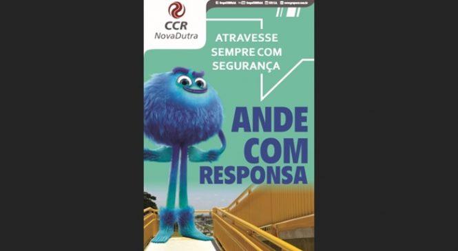 CCR NovaDutra, ANTT e PRF realizam ações de conscientização na Semana Nacional do Trânsito