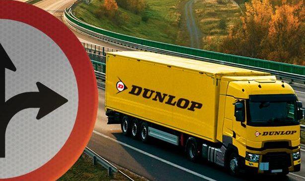 Dunlop lança plataforma digital para caminhoneiros e frotistas