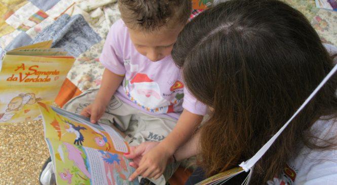 Fundação Educar DPaschoal comemora 20 anos do projeto Leia Comigo!