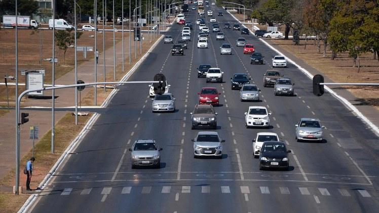 Brasil registra queda no número de mortes no trânsito