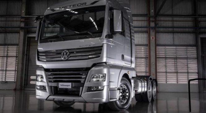 Volkswagen lança novos extrapesados como maiores caminhões de sua história