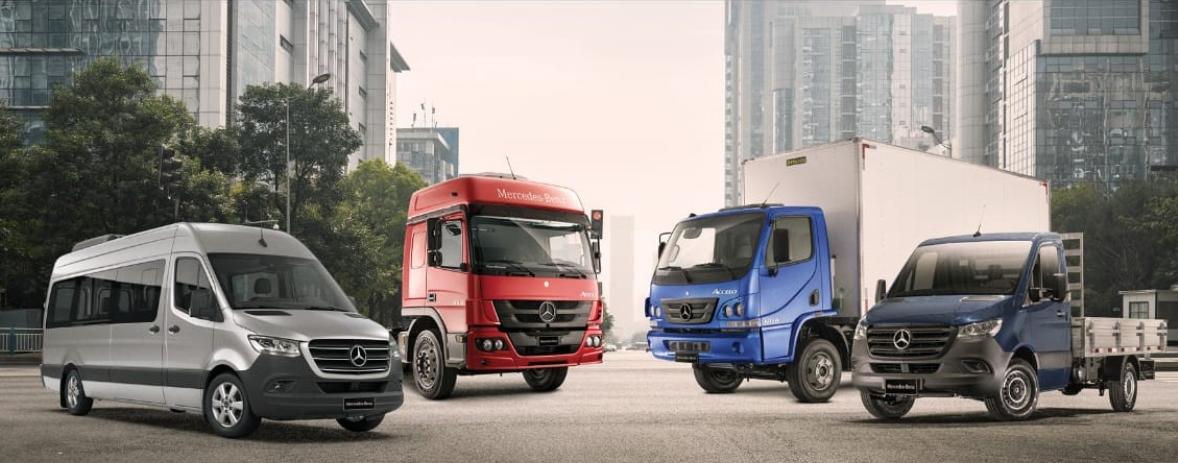 Mercedes-Benz tem seis caminhões eleitos campeões de revenda