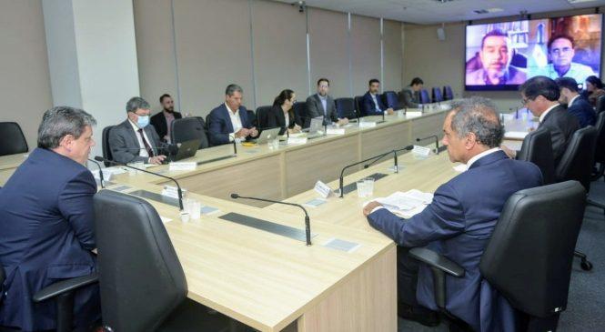 Brasil e Argentina discutem andamento de obras de infraestrutura na fronteira entre os dois países