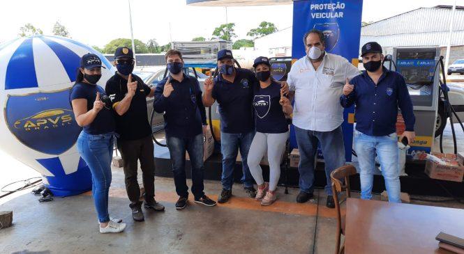 Caminhoneiros (as) marcam presença na primeira ação da Rede Solidária Chico da Boleia