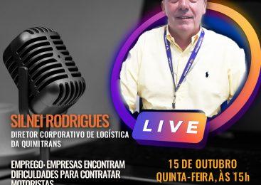 Silnei Rodrigues é o novo entrevistado do Chico da Boleia nesta quinta-feira (15)
