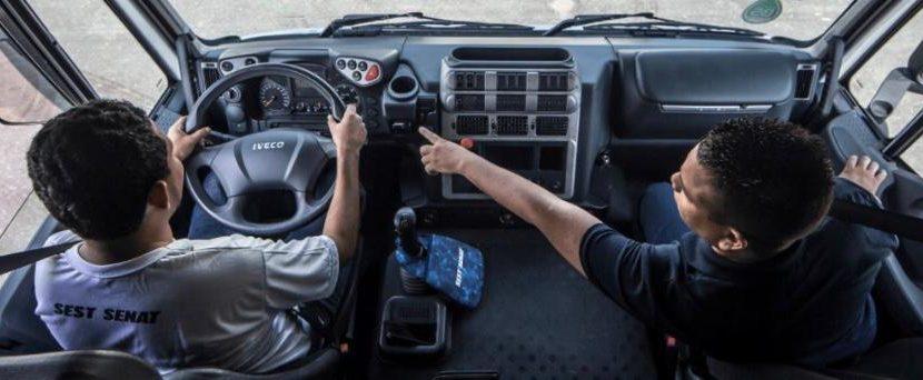 SEST-SENAT Joinville deve ter escola de motoristas após sugestão do Setracajo