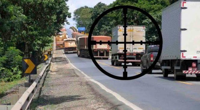 Roubo de carga nas rodovias recua 27,1% no Brasil em agosto