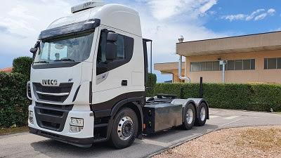 IVECO fecha a maior venda de caminhões a gás natural da América do Sul
