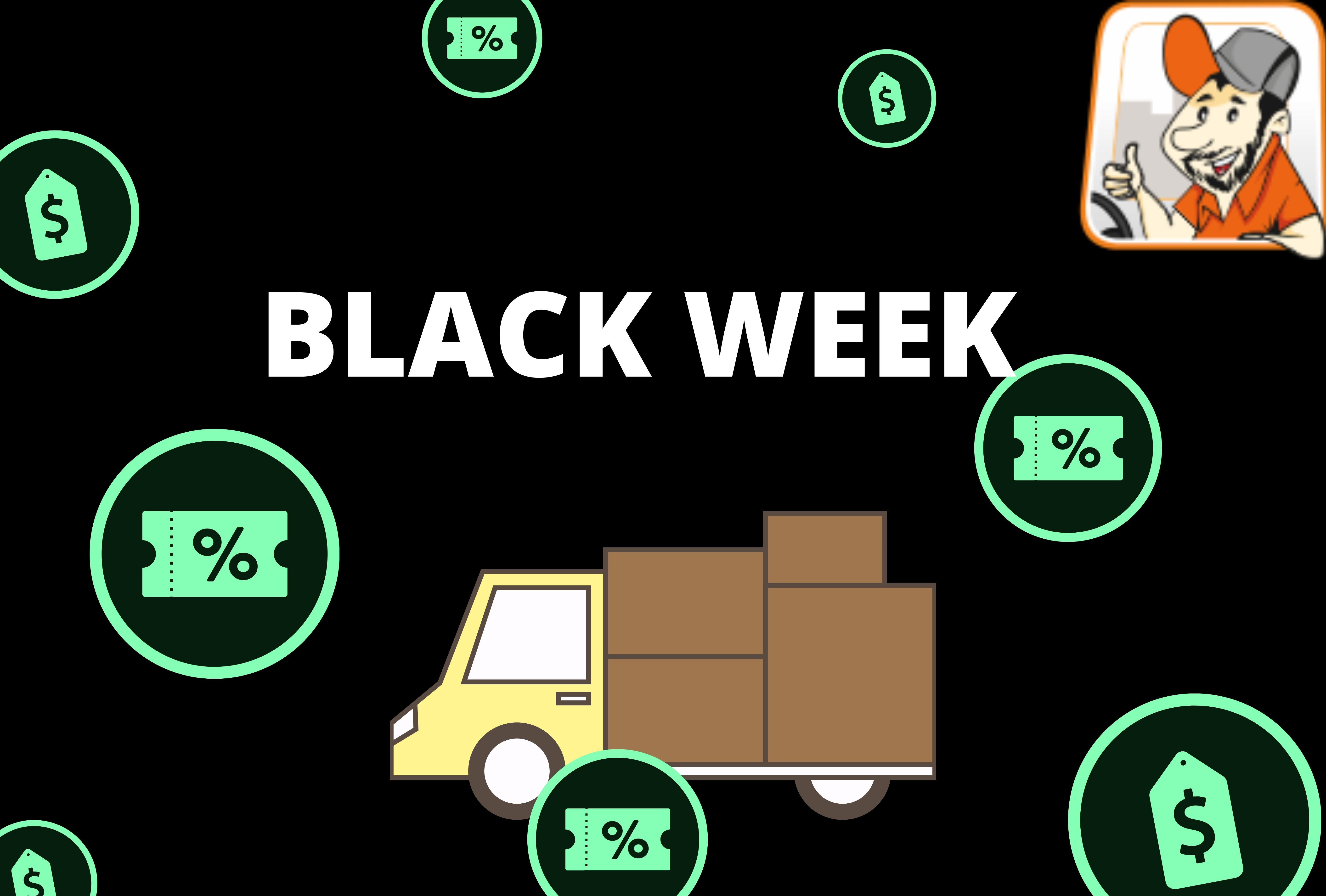 Black Week do Chico da Boleia