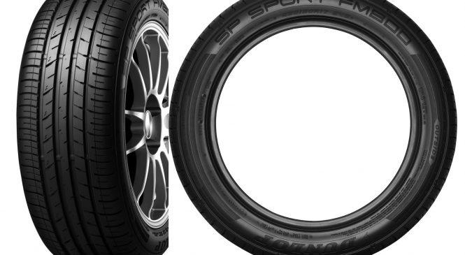 Dunlop apresenta novo pneu para o mercado brasileiro