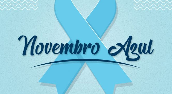 Novembro azul: um alerta para o homem cuidar da saúde