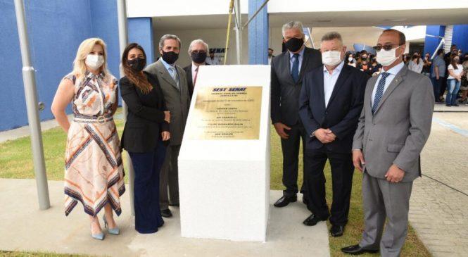 Unidade SEST SENAT Osvaldo Correa é inaugurada em Joinville
