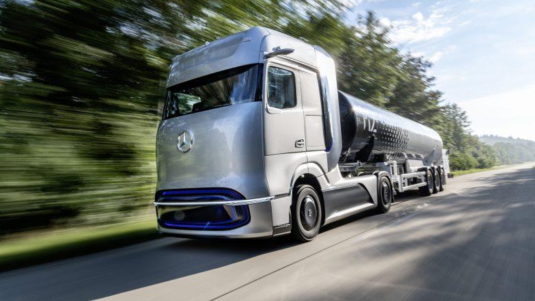 Empresas desenvolvem tecnologia de abastecimento de hidrogênio líquido para caminhões