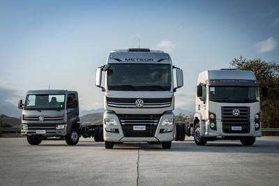 VW Caminhões e Ônibus investe, contrata e busca sinergias