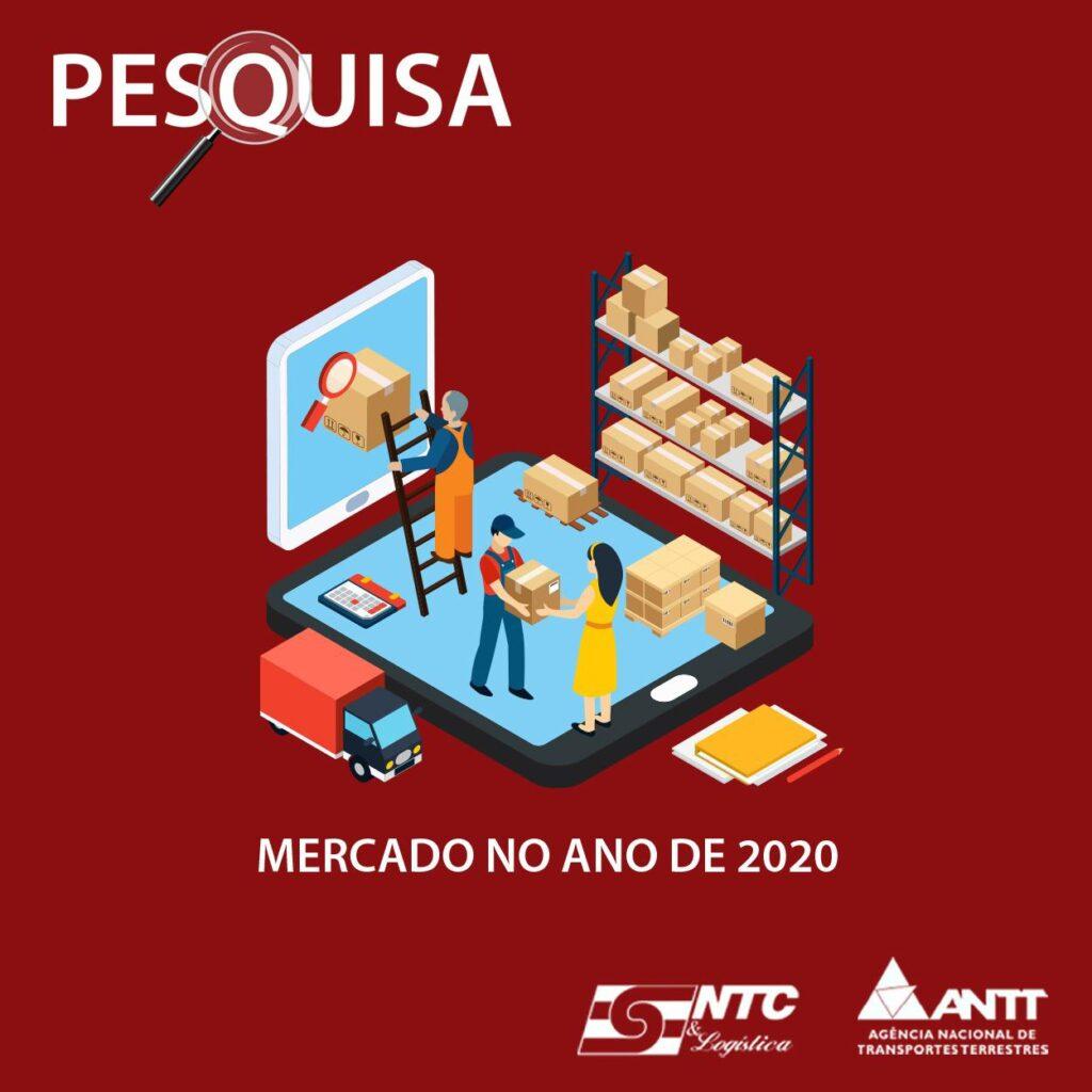 NTC&Logística e ANTT lançam pesquisa sobre situação econômica do TRC