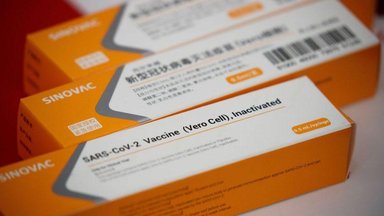 CoronaVac tem eficácia de 78% contra o novo coronavírus