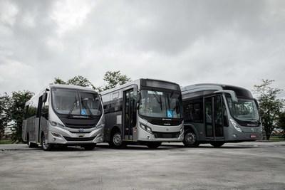 Ônibus Volkswagen ampliam presença no mercado brasileiro em 2020