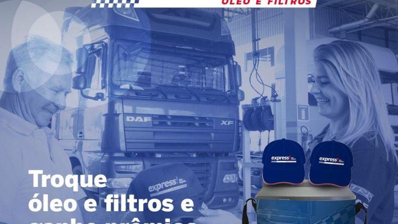 TRP Multimarcas lança promoção para troca de óleo e filtros no Express! Box Rápido