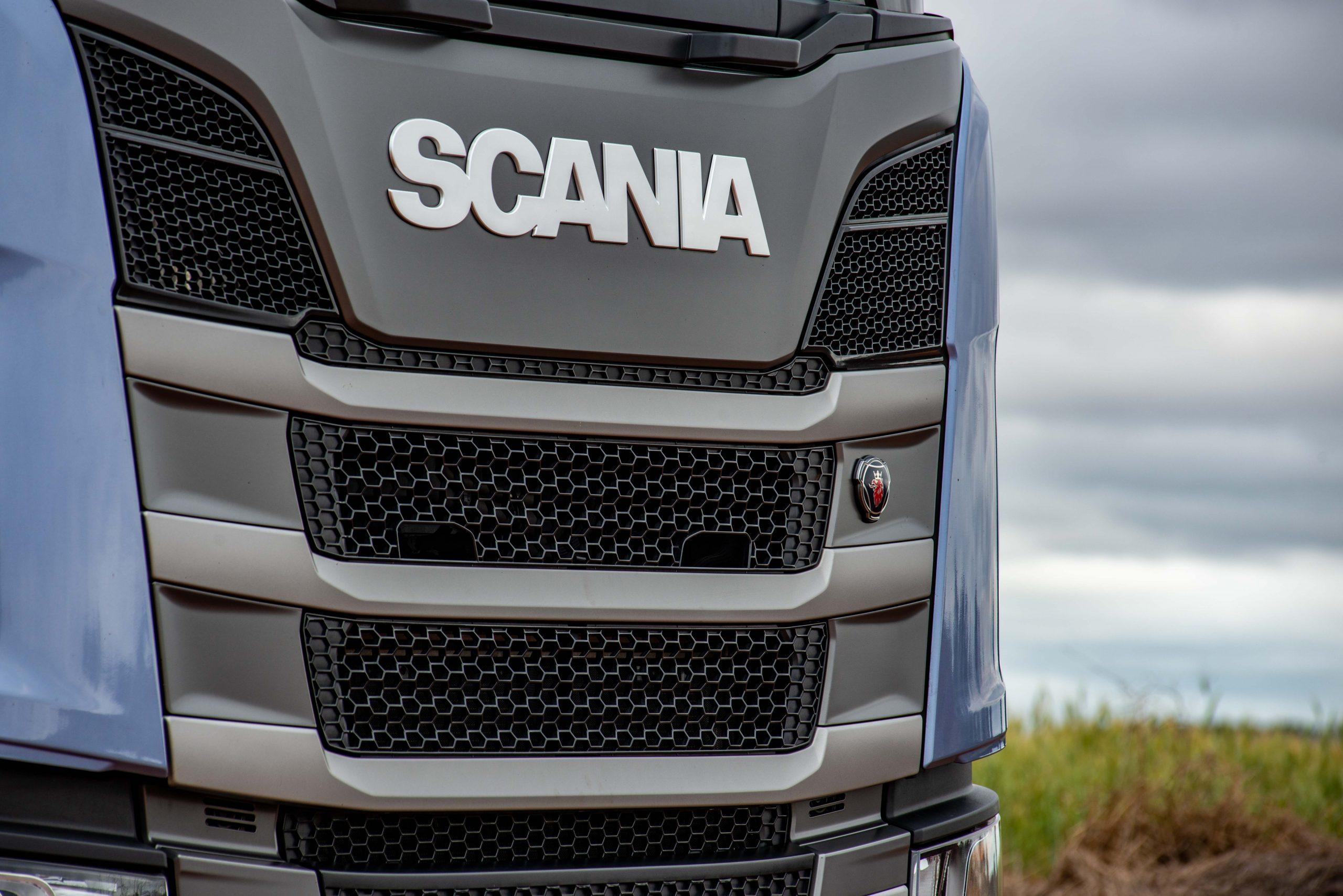 Scania projeta alta nas vendas de caminhões em 2021