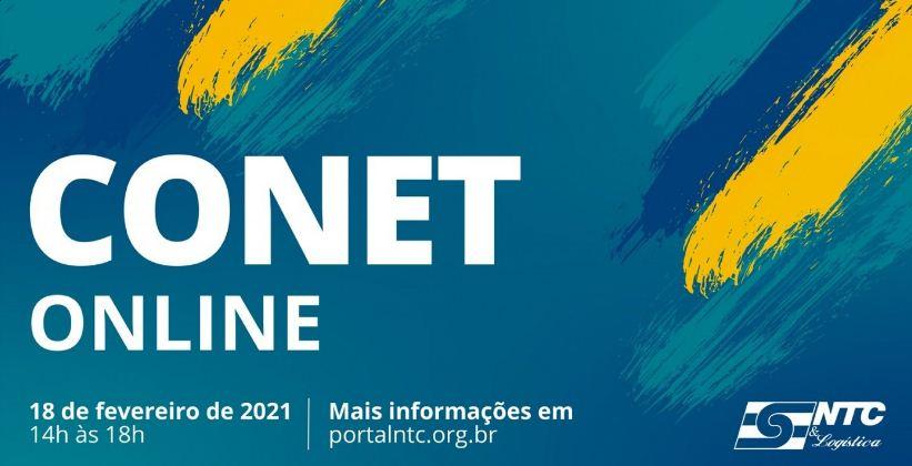 NTC & Logística divulga a programação da primeira edição 2021 do CONET