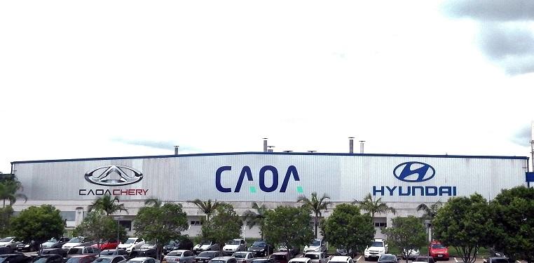 CAOA montadora entra 2021 acelerando e contrata 150 profissionais em Anápolis