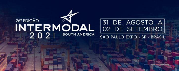 26ª Edição da Intermodal South America já tem data definida