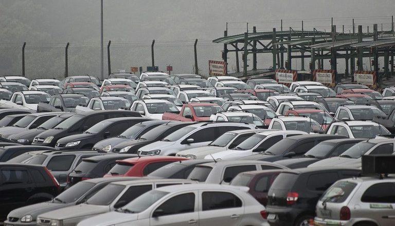Governo Federal lança Registro Nacional de Veículos em Estoque