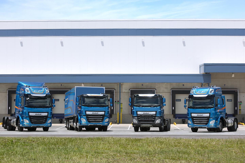 Novo CF une potência, versatilidade e conforto no transporte em curtas e médias distâncias